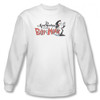 Image for Grim Adventures of Billy and Mandy Logo Long Sleeve T-Shirt