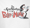 Image Closeup for Grim Adventures of Billy and Mandy Logo Girls Shirt