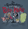Image Closeup for Grim Adventures of Billy and Mandy Group Shot Youth T-Shirt