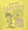 Image for Dexter's Laboratory Mandark Thank You Dark Forces T-Shirt