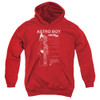 Image for Astro Boy Youth Hoodie - Schematics