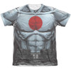 Image detail for Bloodshot Sublimated T-Shirt - Shirtless