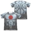Bloodshot Sublimated T-Shirt - Shirtless
