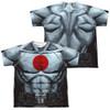 Image Closeup for Bloodshot Sublimated Youth T-Shirt - Shirtless