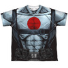 Image for Bloodshot Sublimated Youth T-Shirt - Shirtless Straps 100% Polyester