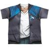 Image for Harbinger Sublimated Youth T-Shirt - String Uniform 100% Polyester
