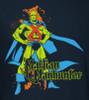 Image Closeup for Martian Manhunter Girls Shirt