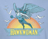 Image Closeup for Hawkwoman Woman's T-Shirt