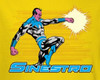 Image Closeup for Sinestro Kid's T-Shirt