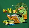 Image Closeup for Mr. Mind Girls Shirt