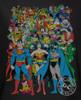 Image Closeup for DC Original Universe Girls Shirt