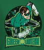 Image Closeup for Green Lantern In the Spotlight Kid's T-Shirt