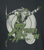 Image Closeup for Green Arrow Right on Target Kid's T-Shirt