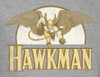 Image Closeup for Hawkman Fly By Girls Shirt