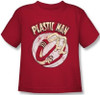 Image for Plastic Man Bounce Kid's T-Shirt