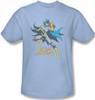 Image Closeup for Batgirl T-Shirt - See Ya