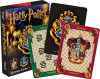 Image for Harry Potter House Crest Playing Cards