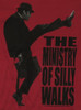 Image Closeup for Monty Python T-Shirt - the Ministry of Silly Walks 11064