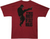 Image for Monty Python T-Shirt - the Ministry of Silly Walks 11064