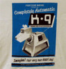 Image Closeup for Doctor Who T-Shirt - K-9 Poster