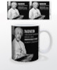 Image for Albert Einstein Imagination is More Important than Knowledgs Coffee Mug