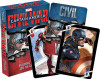Image for Captain America Playing Cards - Civil War