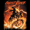 Image Closeup for Ghost Rider T-Shirt - Hell Chains