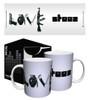 Image Closeup for Steez Love Coffee Mug