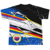 Image Closeup for Atari Sublimated Youth T-Shirt - Asteroids Arcade