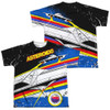 Image detail for Atari Sublimated Youth T-Shirt - Asteroids Arcade