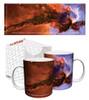 Image Closeup for Nebula Coffee Mug