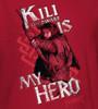 Image for The Hobbit Kili is My Hero T-Shirt