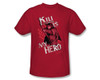 Image Closeup for The Hobbit Kili is My Hero T-Shirt