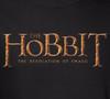 Image Closeup for The Hobbit Womens T-Shirt - Desolation of Smaug Logo