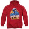 Image for Sesame Street Hoodie - Cookies 4 Life