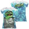 Image detail for Sesame Street Girls T-Shirt - Oscar the Grouch Go Away