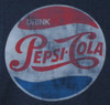 Image for Classic Pepsi Distressed T-Shirt
