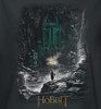 Image Closeup for The Hobbit Desolation of Smaug Second Thoughts long sleeve T-Shirt