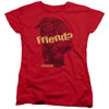 Image for Labyrinth Womans T-Shirt - Ludo Friend