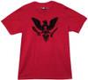 Image Closeup for Pirate Seal T-Shirt