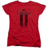 Image for General Motors Womans T-Shirt - Camero Stripes