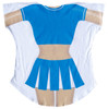 Image Closeup for Cheerleader Cover Up T-Shirt