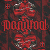 Image detail for Deadpool Playing Card Ambigram T-Shirt