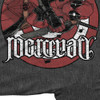 Image detail for Deadpool Mercenary Ambigram Heather T-Shirt