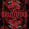 Image Closeup for Deadpool Juniors T-Shirt - Ambigram Playing Card