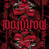 Image detail for Deadpool Juniors T-Shirt - Ambigram Playing Card