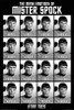 Image for Star Trek Poster - The Many Emotions of Spock