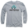 Image for Office Space Long Sleeve Shirt - Initech Logo