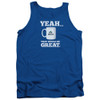 Image for Office Space Tank Top - Yeah...That Would Be Great