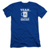 Image for Office Space Premium Canvas Premium Shirt - Yeah...That Would Be Great